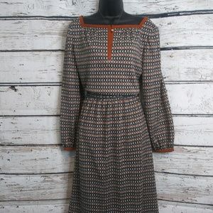 Vintage 70's McMullen Skirt Set/ Sz 6